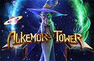 С игровым автоматом Alkemors Tower играйте на деньги