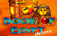 Игровой автомат Book of Egypt Deluxe на деньги