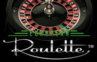 Игровой автомат на деньги European Roulette