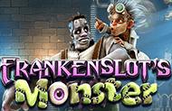Игровой автомат с выводом денег Frankenslot's Monster