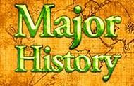 Играть на деньги в игровой автомат Major History