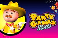 Играйте на деньги в автомате Party Games Slotto