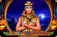 Играй на деньги в игровое автоматы Riches of Cleopatra