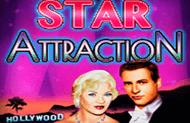 Star Attraction – игровой автомат на настоящие деньги