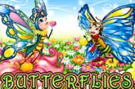 Играть в слот Butterflies