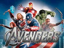 Слот 777 The Avengers