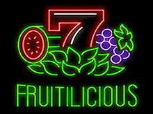 Слот Frutilicious онлайн