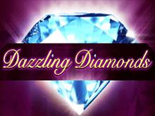 Играть бесплатно в Dazzling Diamonds