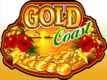 Gold Coast: классический игровой аппарат от разработчика Microgaming