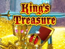 King's Treasure: увлекательные бонус-функции аппарата от Novomatic