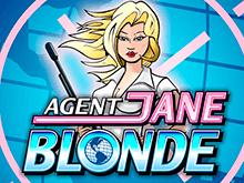 Играть в казино на реальные деньги в слот Agent Jane Blonde