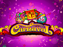 Играть в казино с выводом реальных денег в слоте Carnaval