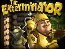 Играть в слот в казино на реальные деньги The Exterminator